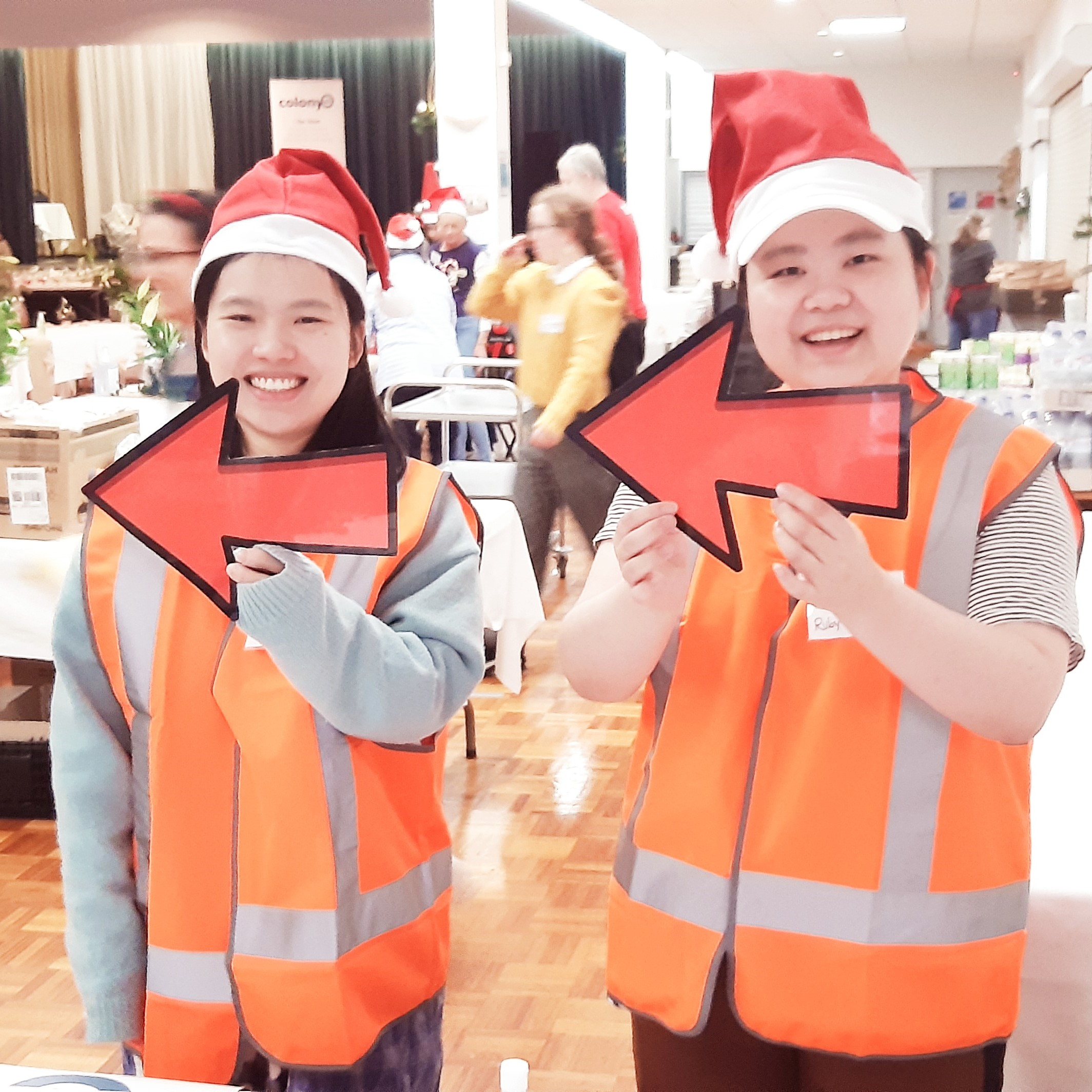 Where Can I Volunteer On Christmas Day 2021 Christmas Lunch Colony 47